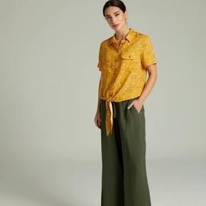 Pantalón Bambula💚 Summer Colors🌴  #spring2021 #SS21 #summer21 #colors #sales#dandara_spain #totallook #summertime #outfit #tiendasconencanto