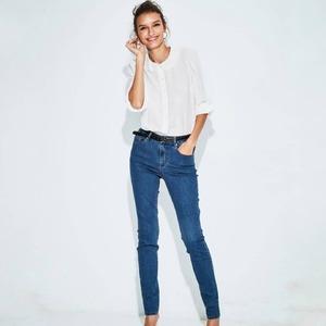 Camisa cuello babero & jeans detalle tachas💙 Prendas versátiles de colección Urban Blue✨  #coleccion #dandara_spain #modamujer #modaespañola #Aw21#lookdodia#love#instamoda#fashionista #dandara #urban#versatilidad #prendas